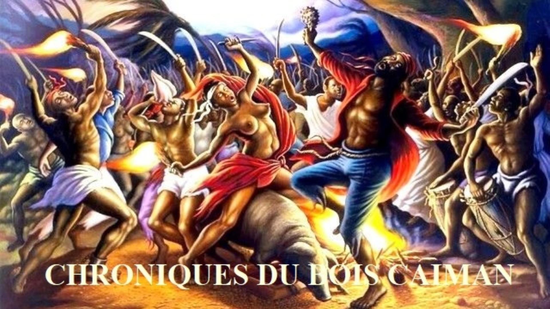 Les Chroniques du Bois Caïman