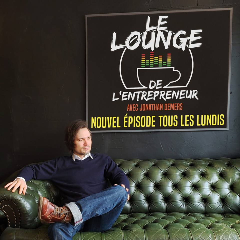 Le Lounge de l'entrepreneur
